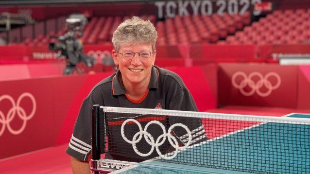 Olympia – Karriere-Highlight einer Schiedsrichterin*Anja Gersdorf aus Wersten erzählt von ihrem Abenteuer