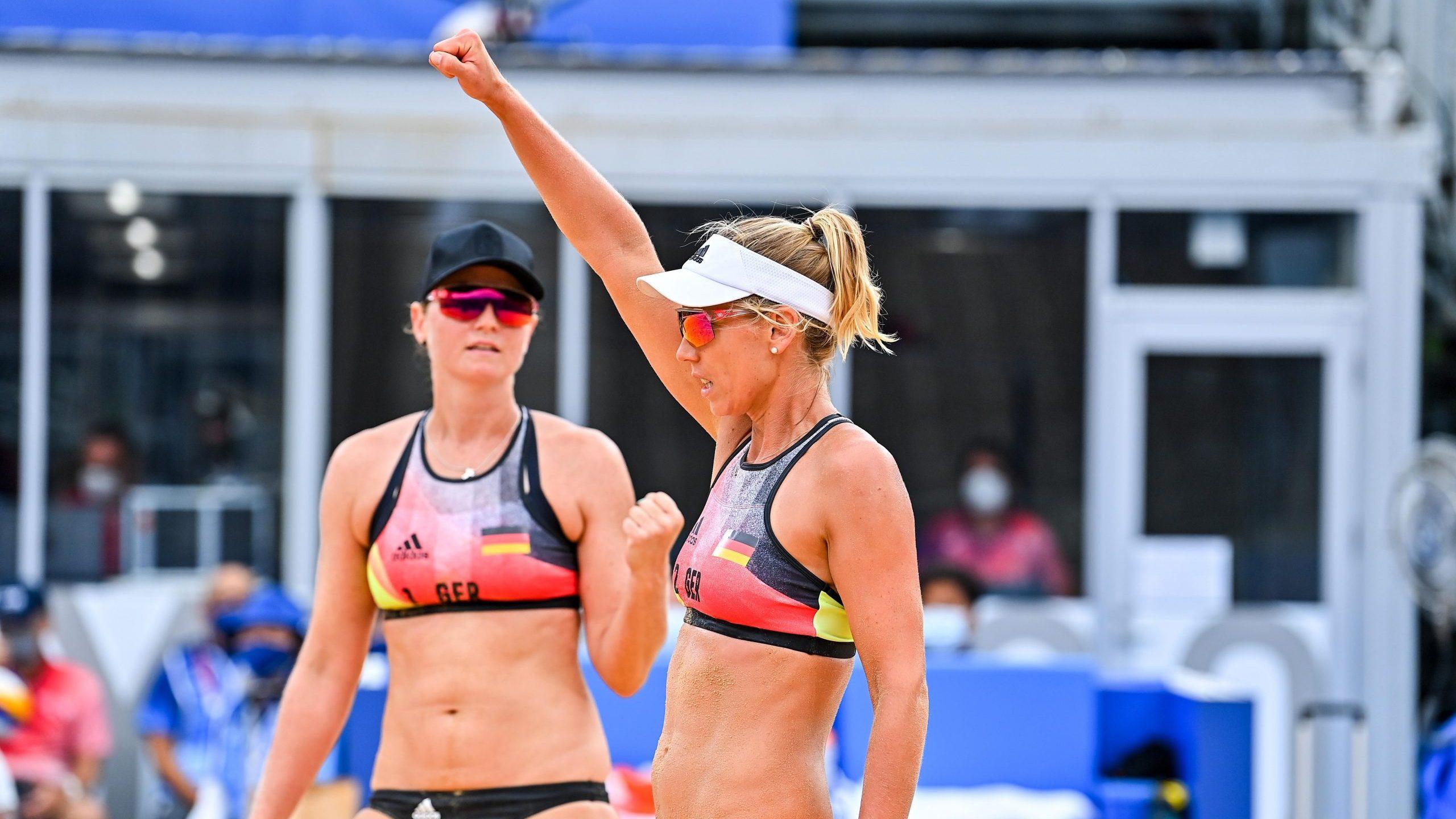 Borger/Sude gegen die Besten der Welt*Düsseldorfer Duo beim World-Tour-Finale